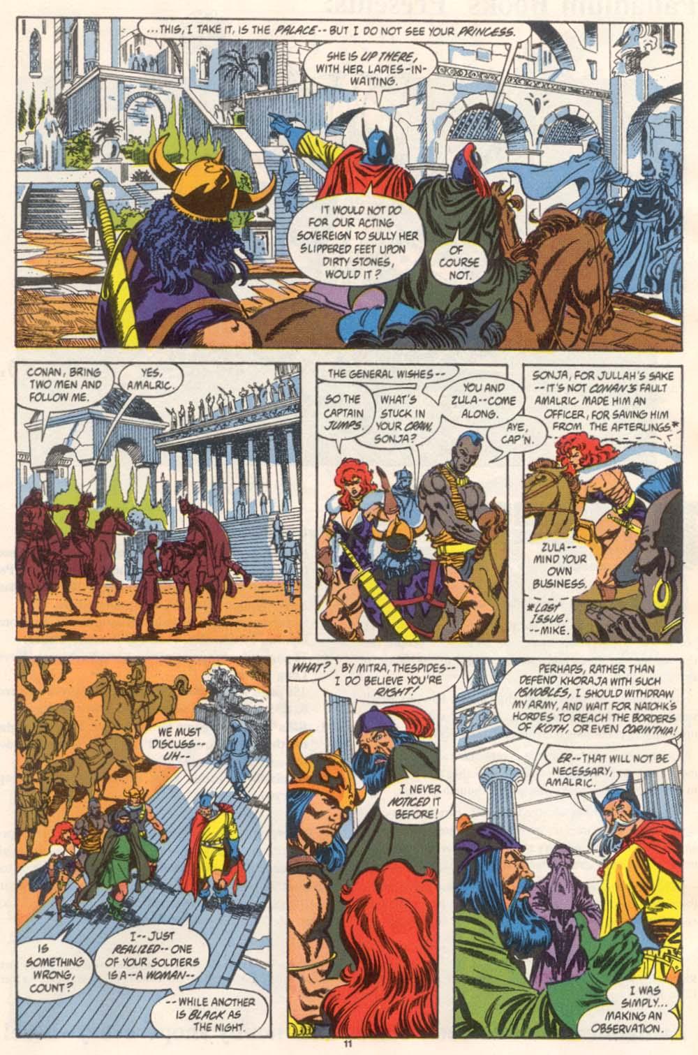 Conan the Barbarian (1970) Issue #246 #258 - English 9