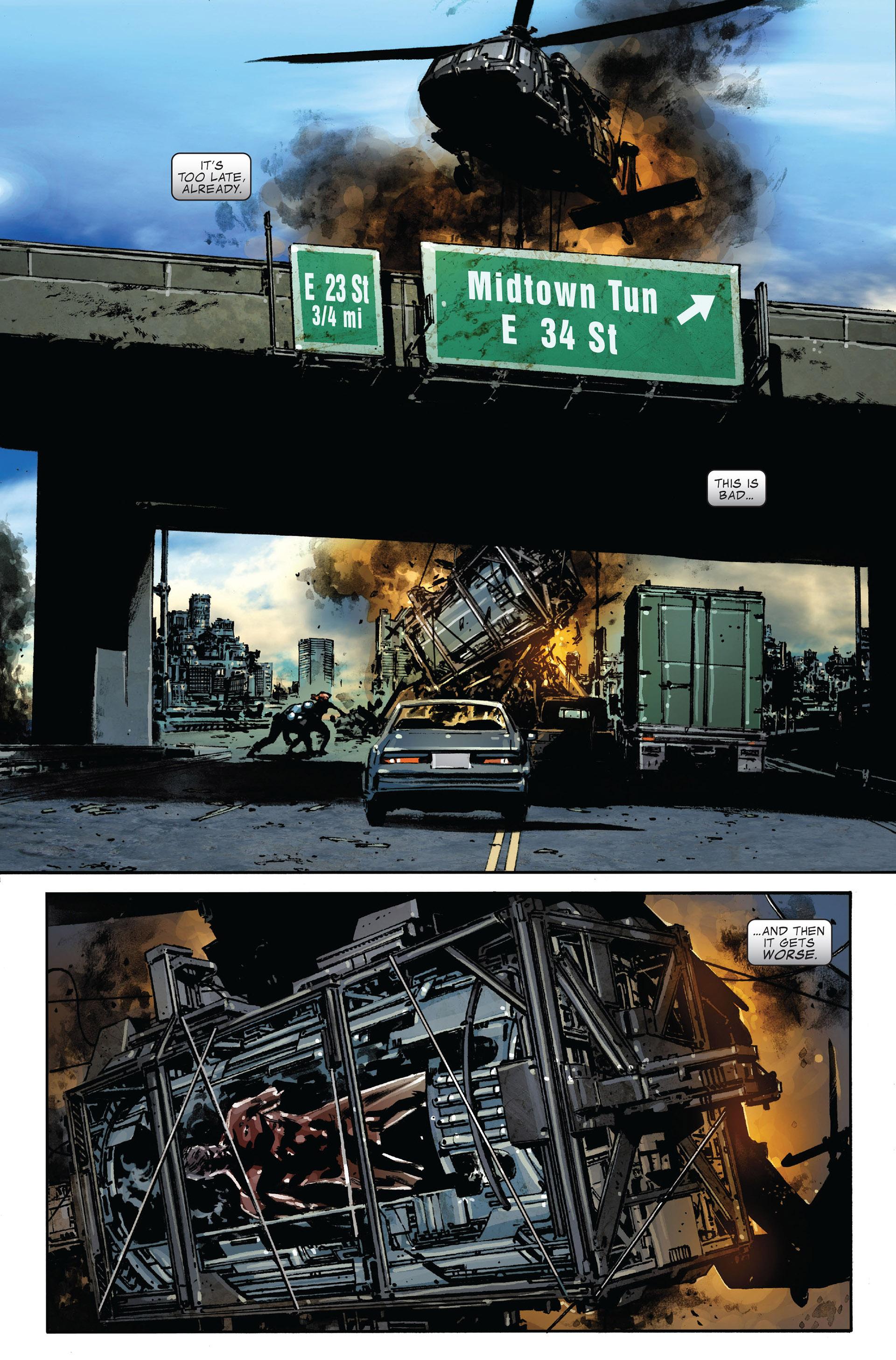 Captain America (2005) Issue #45 #45 - English 20