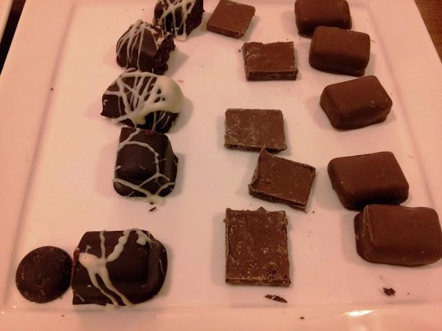 בונבוני שוקולד chocolate bonbons