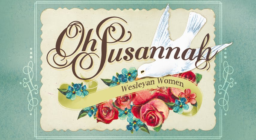 Oh, Susannah, a Daily Devotional