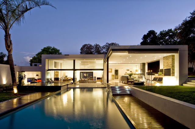 Mosi House Contemporary Home Design in South Africa