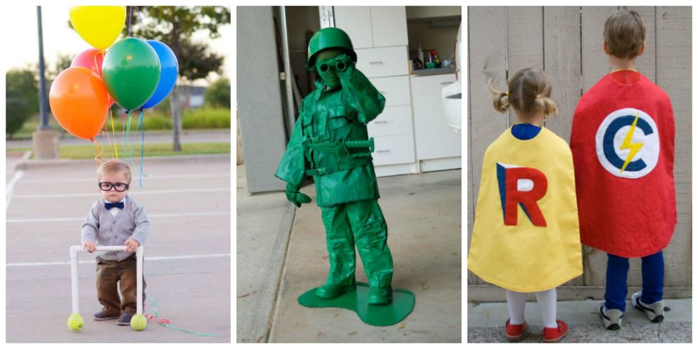 Latest Halloween 2015 Costumes Ideas for Kids 5-10 Years