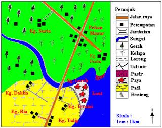 elearning geografi kemahiran geografi unit 5 peta
