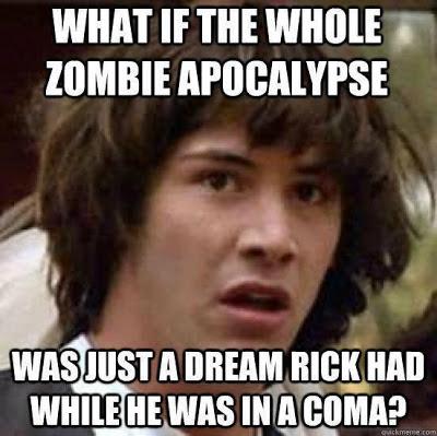 Rick's Dream - The Walking Dead