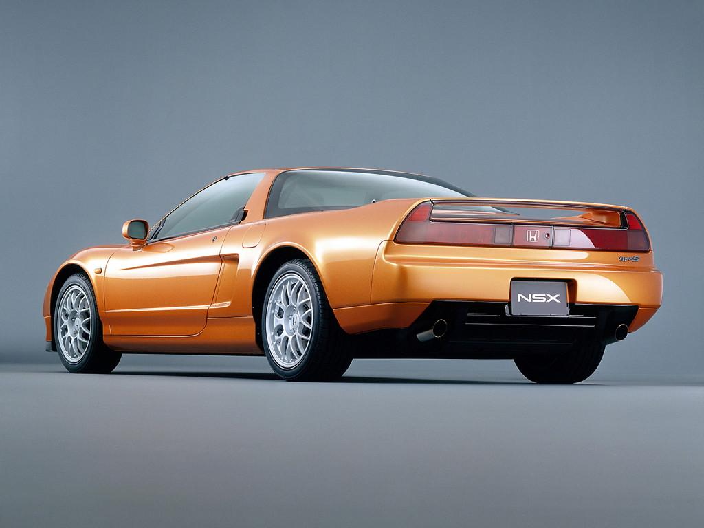 Honda NSX japoński supercar sportowy samochód kultowy V6 RWD type s zero