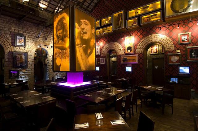 Hard Rock Cafe History Clapton