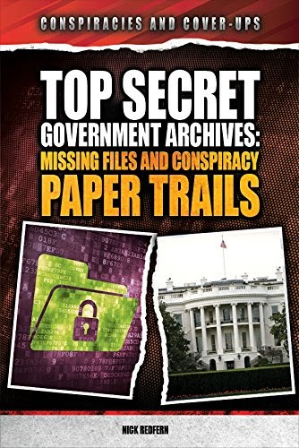 Top Secret Government Archives, US Edition, March 2015: