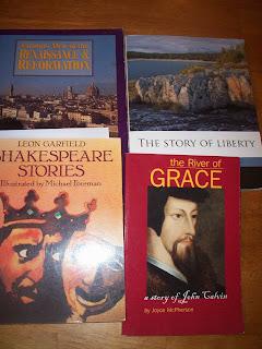 The Reformation in Switzerland, England & Scandinavia