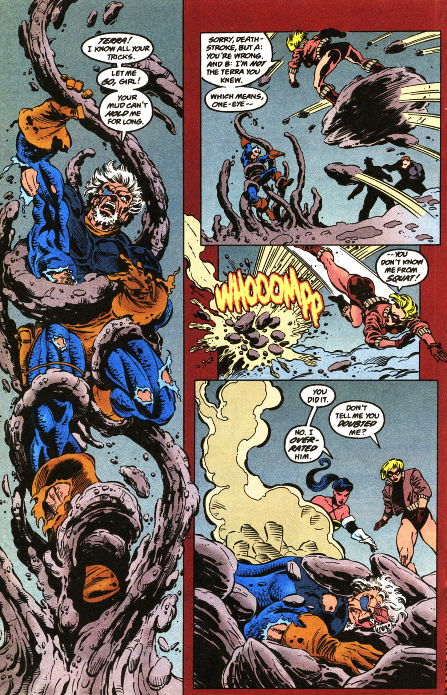 Deathstroke (1991) Issue #45 #50 - English 17