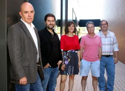 Guardonats als Premis Literaris de Girona 2015 | ACN