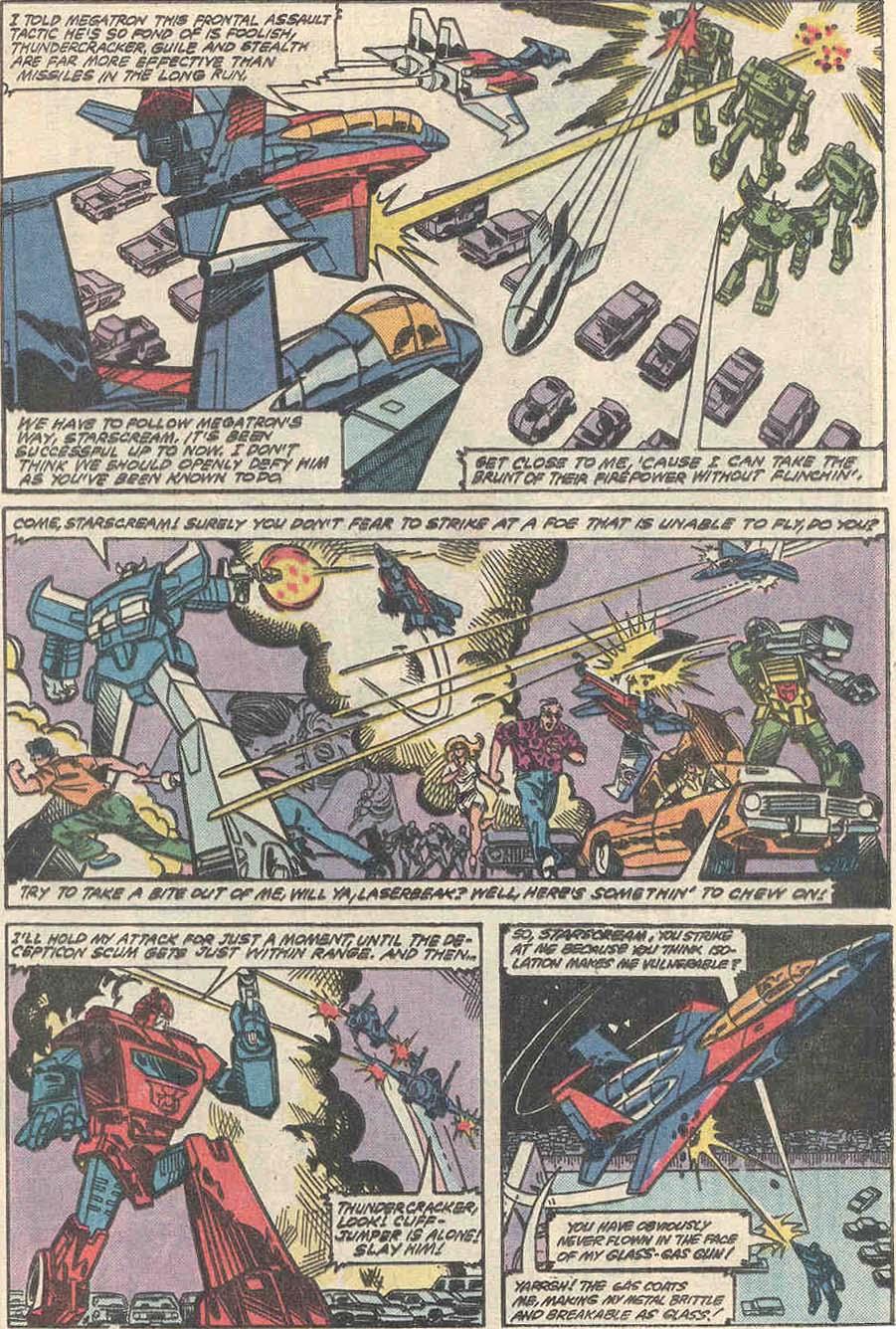 The Transformers (1984) #1 #80 - English 23