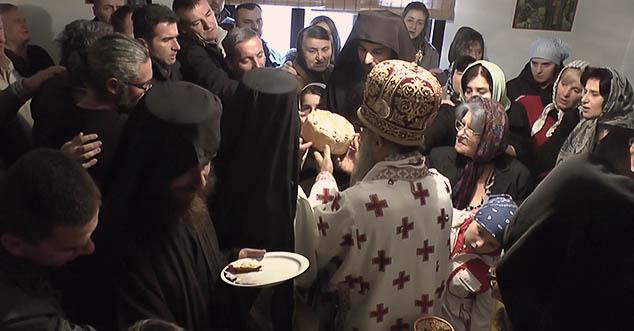Свети Сава свечано прослављен у Жеровници на КиМ
