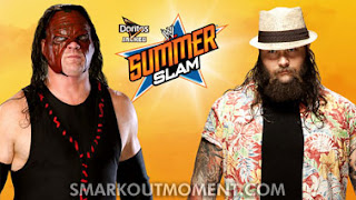 Watch Kane vs Bray Wyatt Ring of Fire Match SummerSlam Online