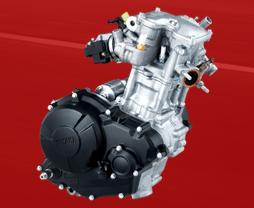 Motor Yamaha Jupiter MX King 150 - Mesin 150cc Fuel Injection