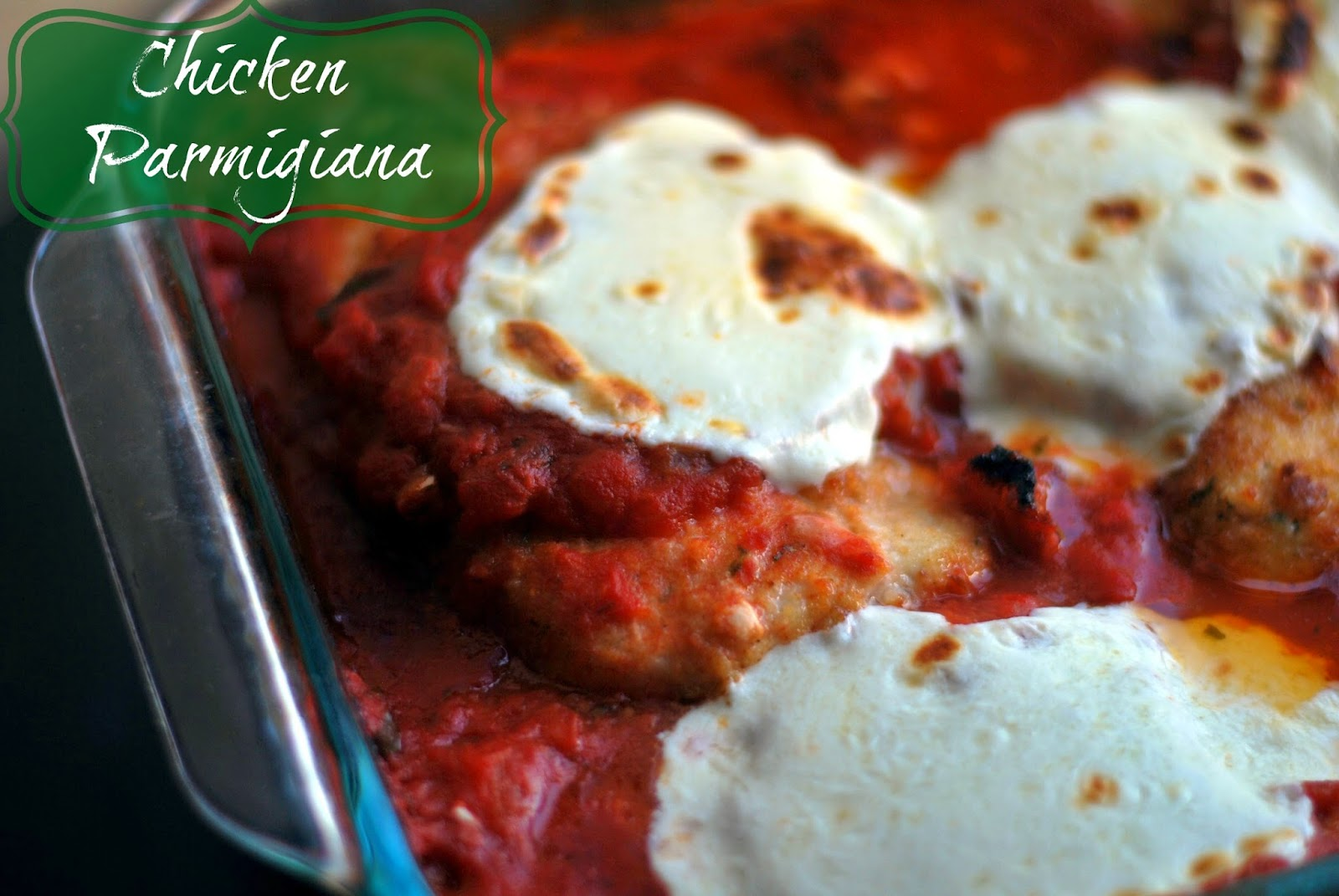 Chicken Parmigiana | Aunt Bee's Recipes