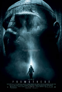Poster original de Prometheus