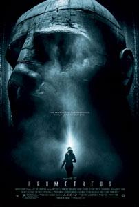 Poster original de Prometheus