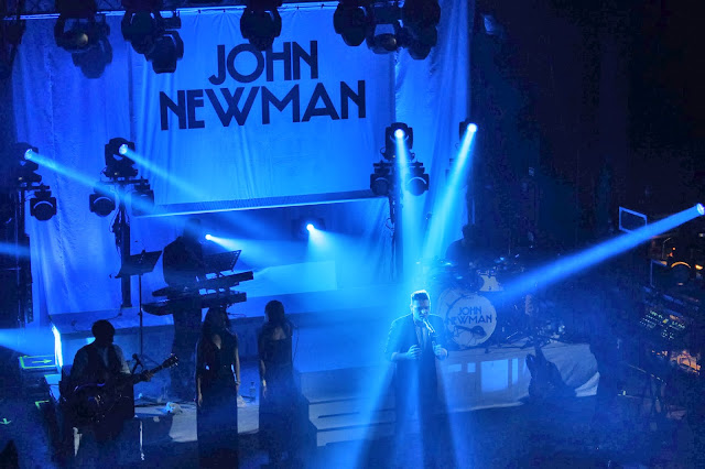 John Newman, Music, Electric Brixton, London, Gig, Review, Blog, John Newman Music