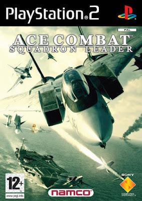 Ace Combat: Squadron Leader 2005 PS2 PAL Multi Spanish