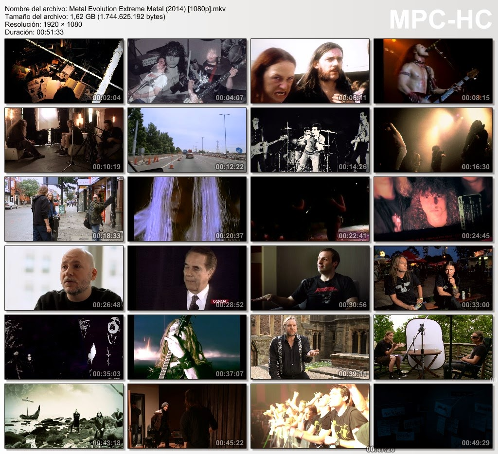 Metal Evolution   The Lost Episode   Extreme Metal   1080p.