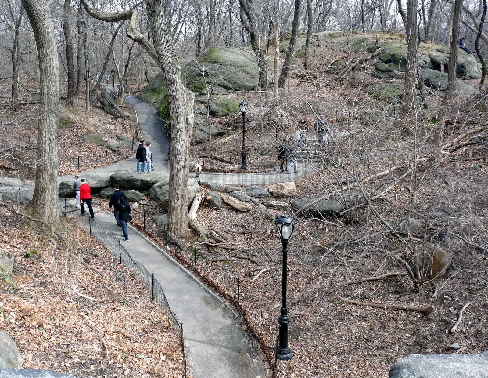 ramble central park gay