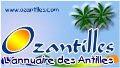 Ozantilles, l'annuaire des Antilles. http://www.ozantilles.com/