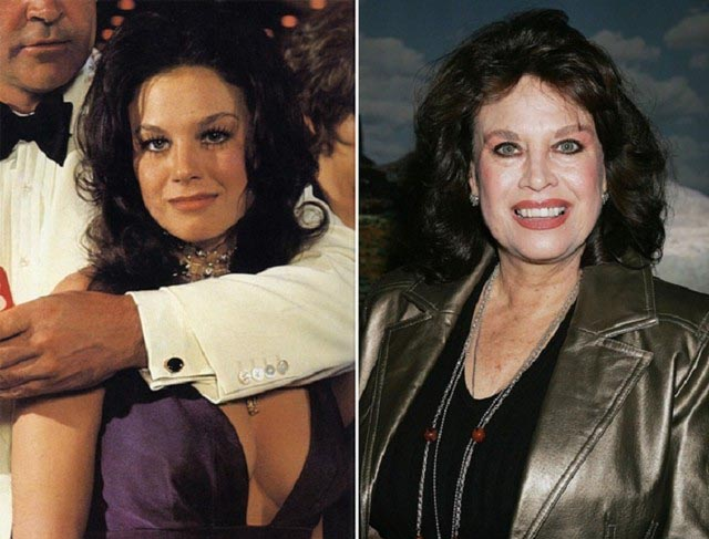 Lana Wood young and old pictures
