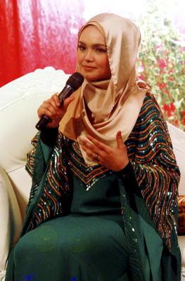 Betul Ke Datuk Siti Nurhaliza Mandul Dimandulkan