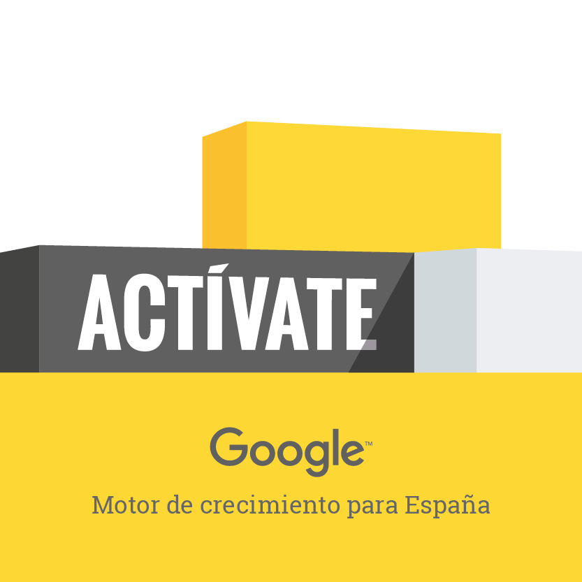 Actívate de Google