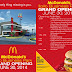 McDo to open at Iloilo Business Park on June 30