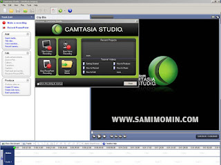 Camtasia Studio 4.0.0 with Serial Full Version