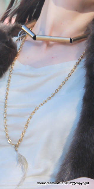 isabel marant...diy necklace