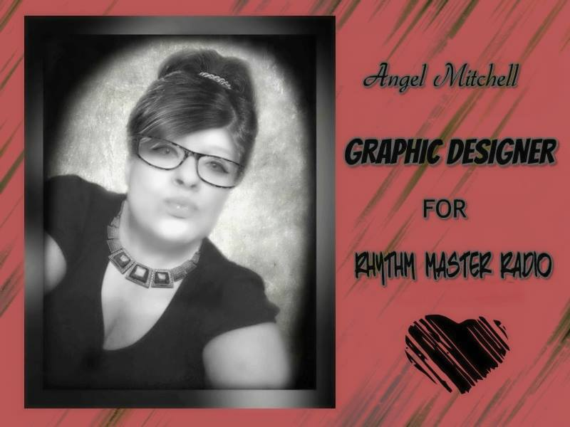 RHYTHM MASTER RADIO GRAPHIC DESIGNER