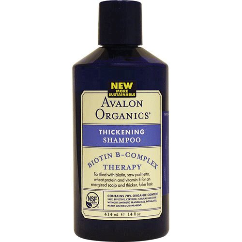 Avalon Organics, Biotin B-Complex