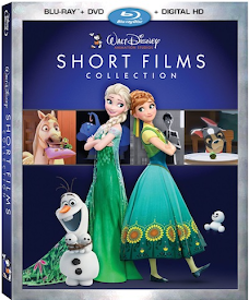 Walt Disney Animation Studios Short Films Collection NOW AVAILABLE on Blu-ray