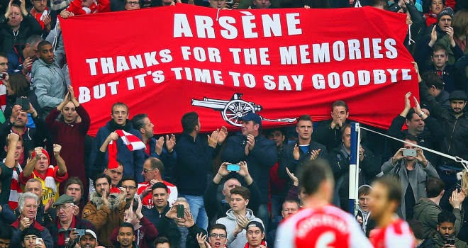 Why fans want Arsene Wenger to leave