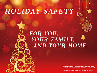 holiday safety, christmas safety, xmas safety, safety, home safety during the holidays, holidays, Ricardo the Realtor, long beach homes for sale, homes for sale, buying homes, buying homes in Long Beach