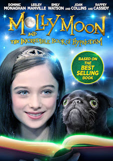 Watch Molly Moon and the Incredible Book of Hypnotism (2015) movie free online
