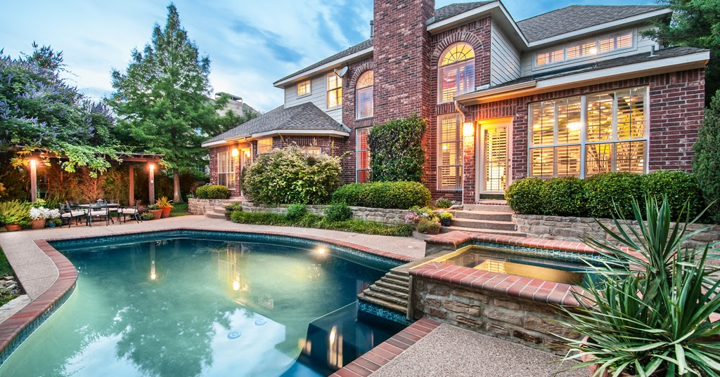 House with Pool for Sale in Flower Mound TX Joni Koch Real Estate