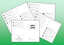Mini ABC Booklets