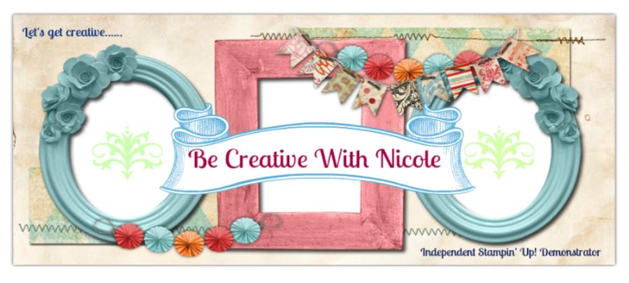 Be Creative with Nicole