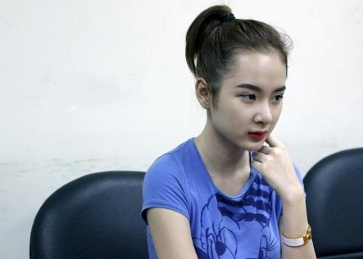 ... Trinh sexy girl Viet Nam blue and black shirt | 1000asianbeauties