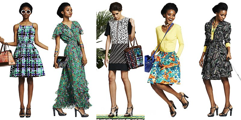 JCPenney Spring Summer 2013 Collections