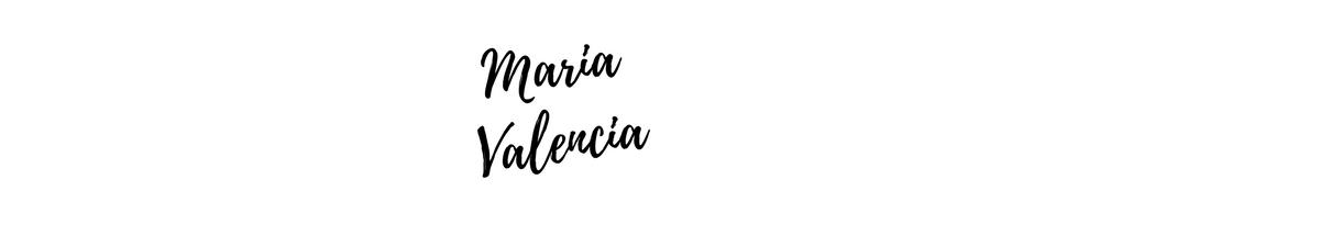 I'm Maria V