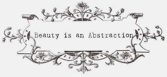 Beauty is an Abstraction