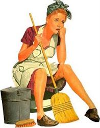 Labutando pra manter a casa limpa desde 1512 - sqn