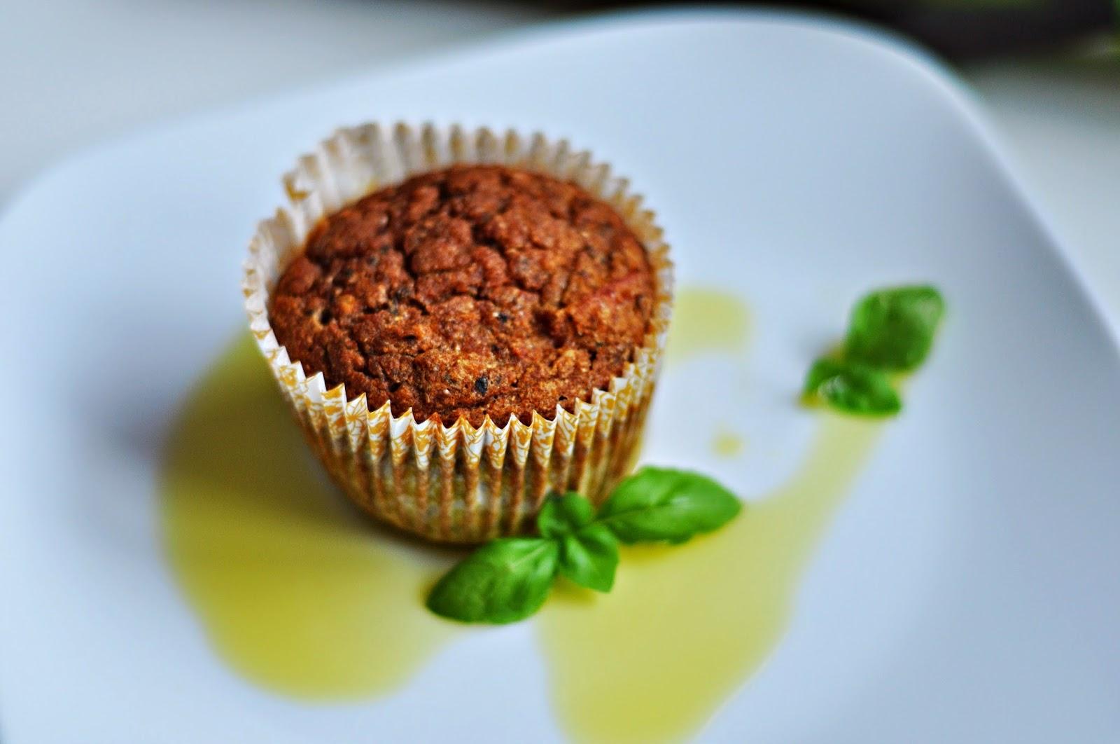 Wytrawne muffiny bolognese
