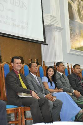Pastor paulo pastor Mozart Cantora Francielle Miranda Pastor Adilson e Pastor Rogerio