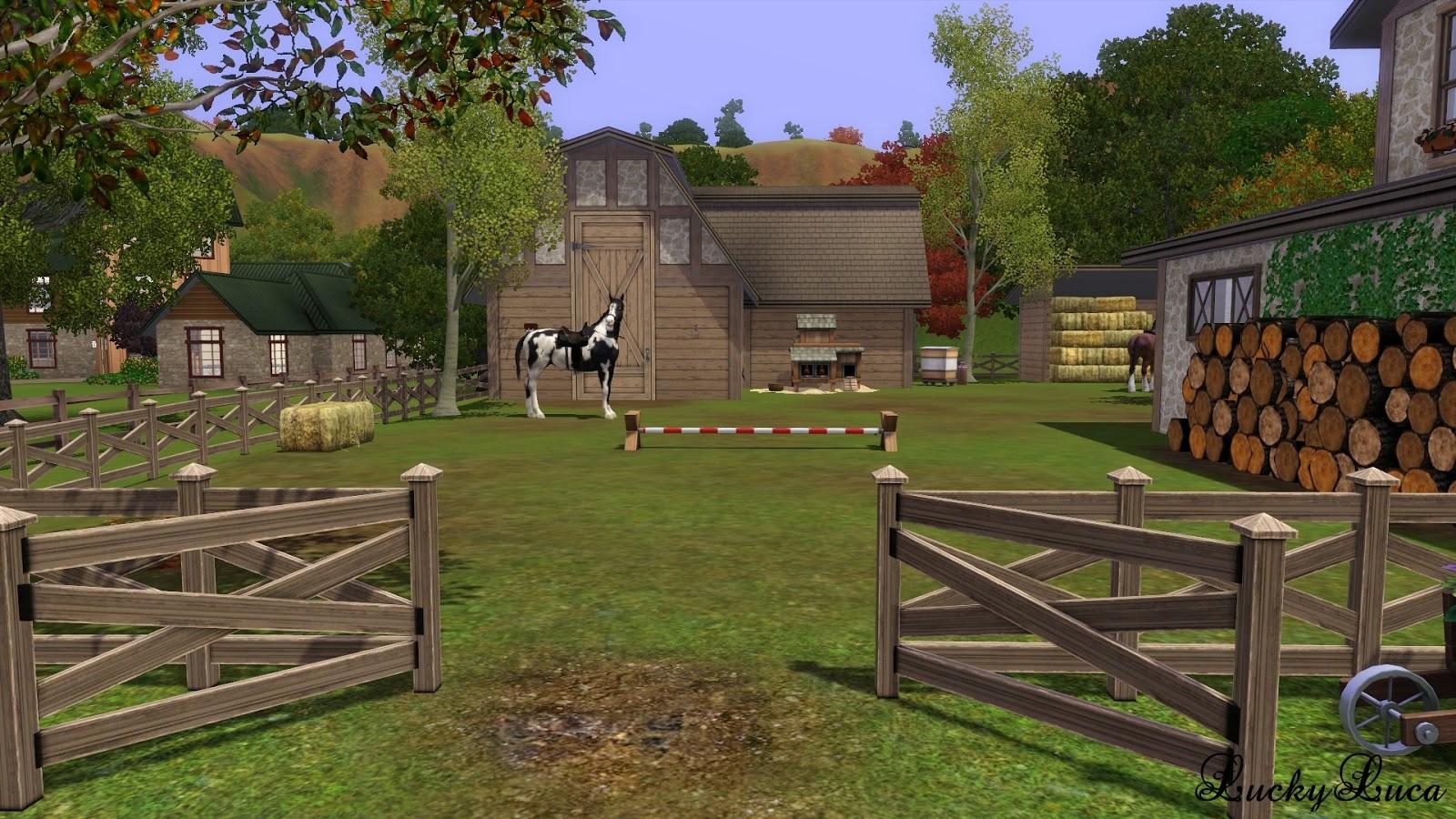 Sims 3 plan maison moderne for Maison moderne de luxe sims 3