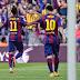 Liga BBVA: Barcelona 6-0 Granada